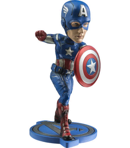 Avengers Captain America Headknocker