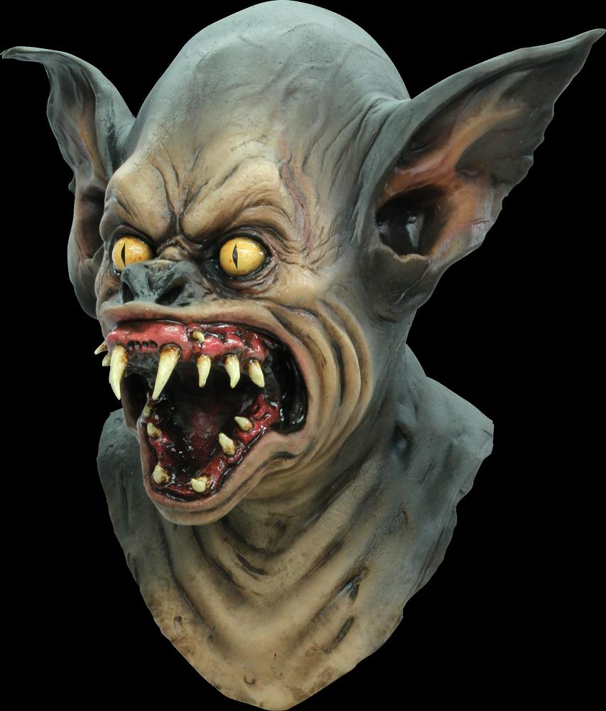Ravenous bat full head collectors horror mask - Masque halloween horreur ...