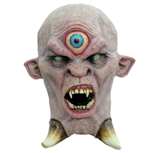 Cyclops Gory Halloween horror mask