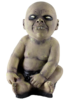 Zombie baby large creepy prop