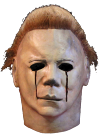 Michael Myers mask - Halloween II Blood and tears mask