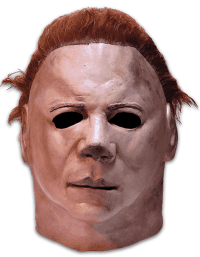Michael Myers mask - Deluxe Halloween 2 movie mask