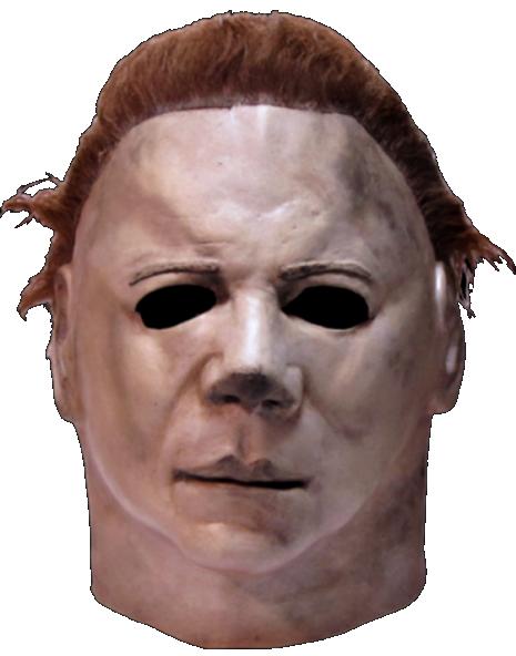 Halloween II Michael Myers horror mask