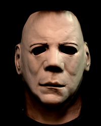 Halloween II  Myers horror face mask