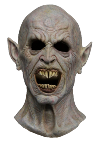 Night creature horror vampire mask