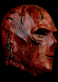 The Orphan Killer horror mask