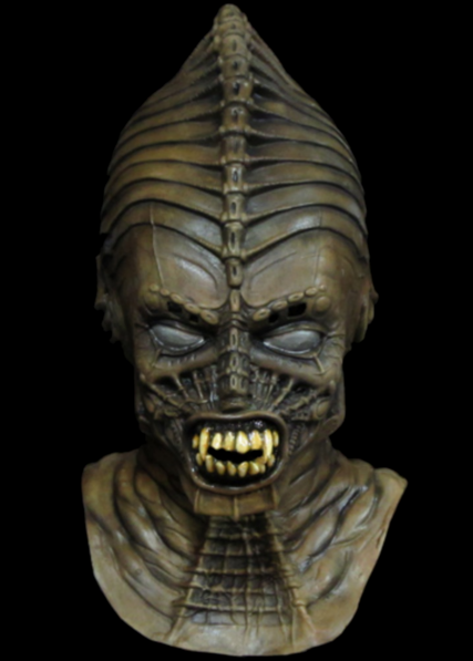 Syngenor Scared to Death mask - Halloween