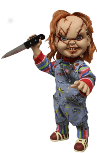 "CHUCKY doll 15"" Childs play Talking Action figure"