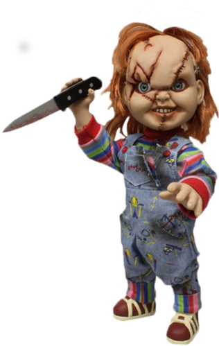 "Chucky doll 15"" Childs play Talking Action figure - 'CHUCKY'"