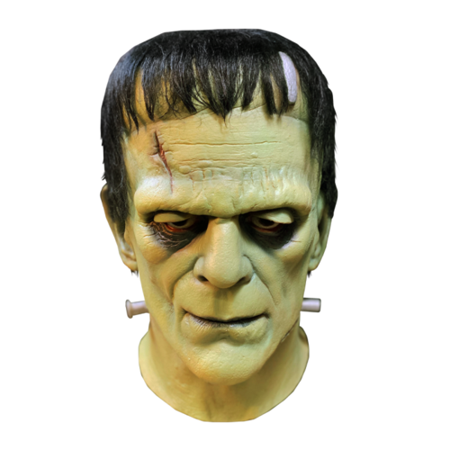 Frankenstein collectors Boris Karloff horror mask - Halloween