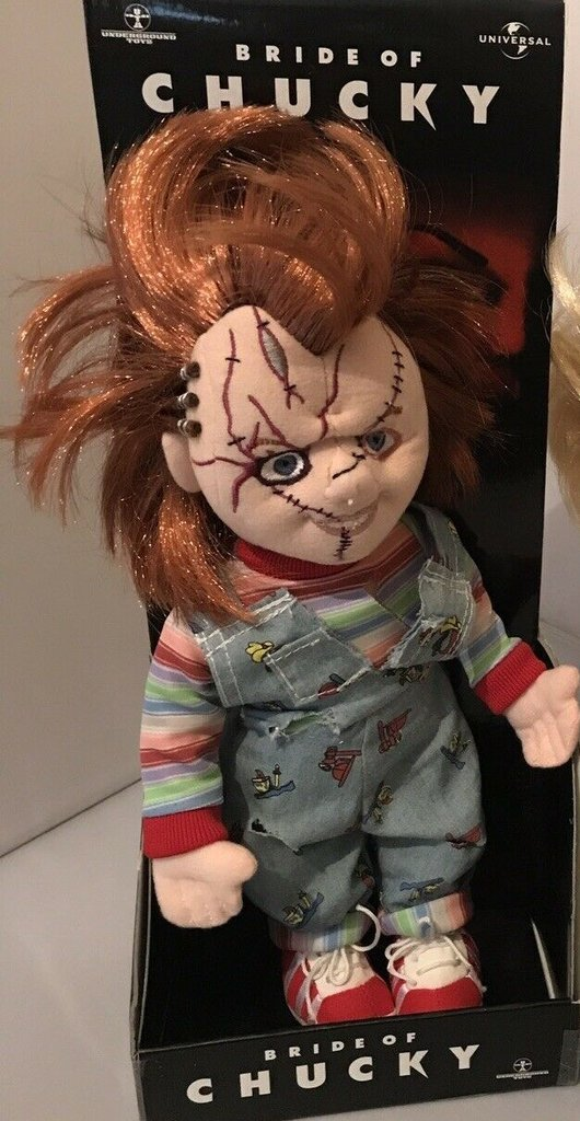 "Chucky doll Childs play 12"" - 30cm"