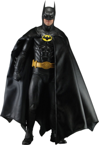 Batman 1989 - Michael Keaton - (45 centimetri) figura scala 1/4