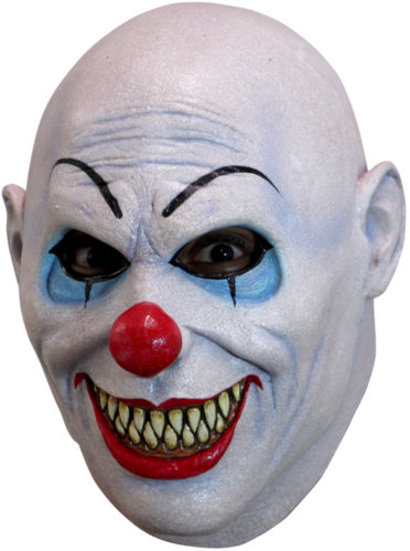 Grimace the clown horror mask - Halloween