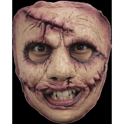 Gory entsetzliche Latex Horror-Maske - Halloween
