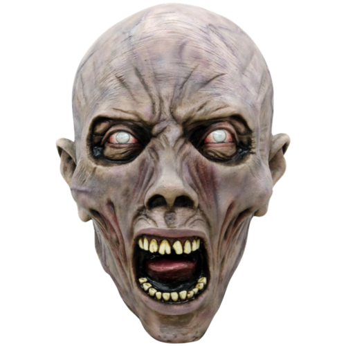 Screaming zombie horror mask - Halloween
