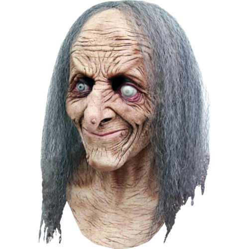 Old lady jo-anne horror mask