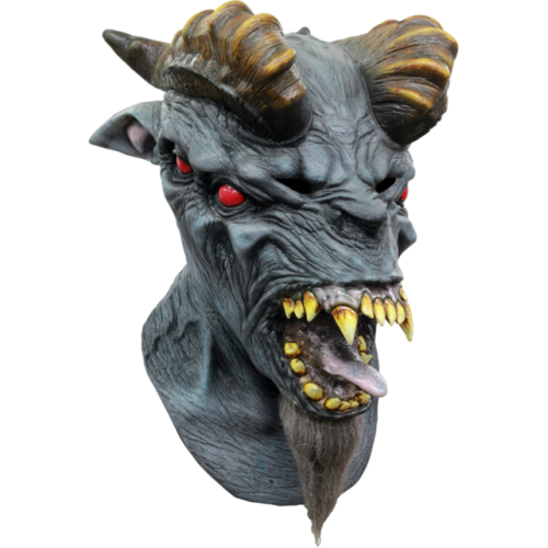 Hell beast devil horror mask