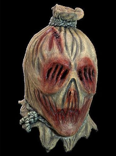 Crow beast scarecrow horror mask