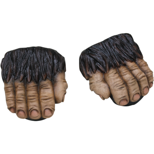 Gorilla ape / feet shoe covers