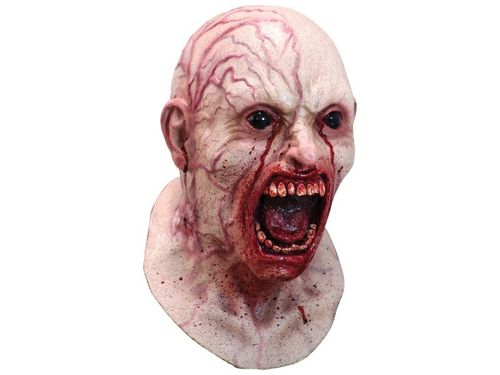 Zombie walker horror mask
