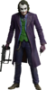 Batman - Joker action figure in scala 1/4 (Heath Ledger)