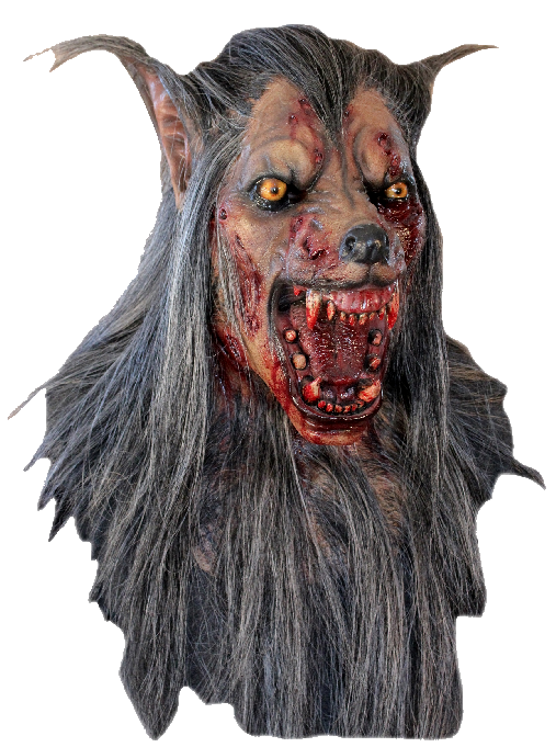 American Werewolf Superb Horror Mask