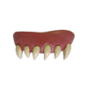 Horror teeth - Dentures / fangs