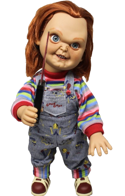 "Chucky doll 15"" Childs play with sound"