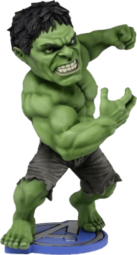 Avengers Movie - Hulk Resin Hauptklopfer.