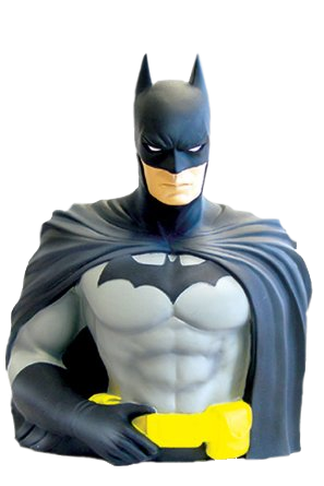 Batman - Dc comics - Batman -  bust bank - Batman
