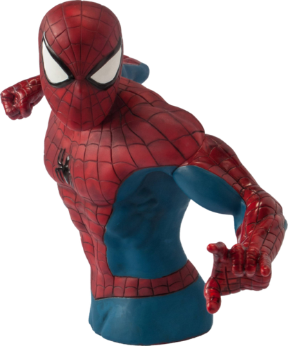 Marvel Avengers buste banque - Amazing spiderman
