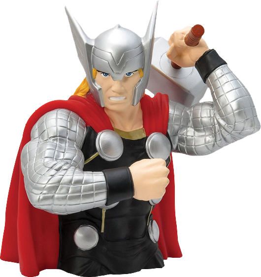 Marvel Avengers buste banque - The Thor