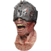 Zombie warrior face rot horror mask - Halloween