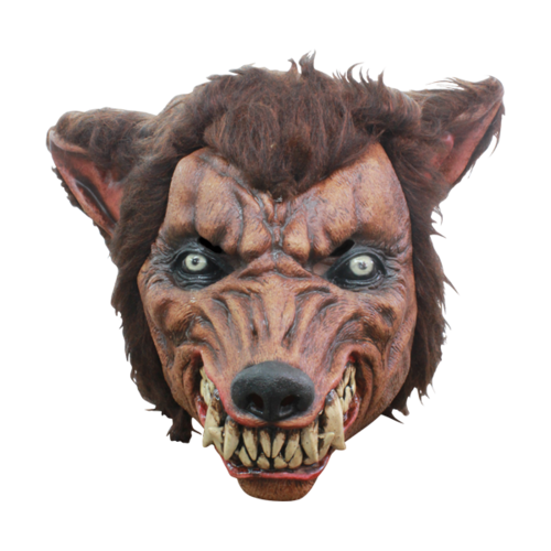 ratwolf mask wolf horror creature mask