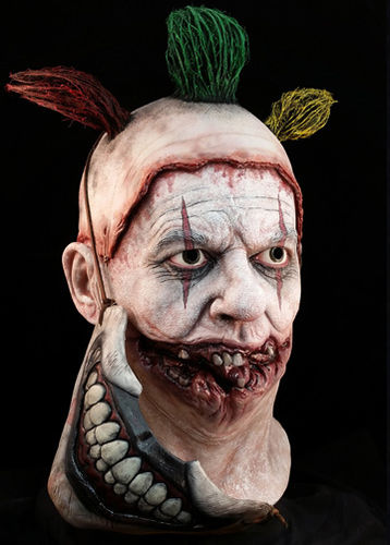 American Horror Story twisty Clown-Maske
