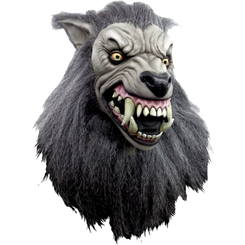 American Werewolf licensed horror mask