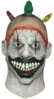 Twisty Clown Mask - Halloween clown mask