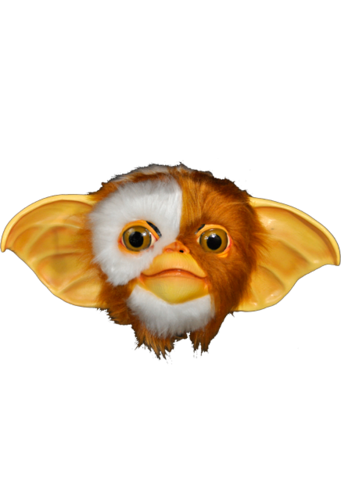 Gremlins GIZMO mask - deluxe Collectors mask