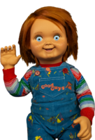 Gesamten Beitrag lesen: Chucky doll life size prop replica 'Good Guys' has arrived