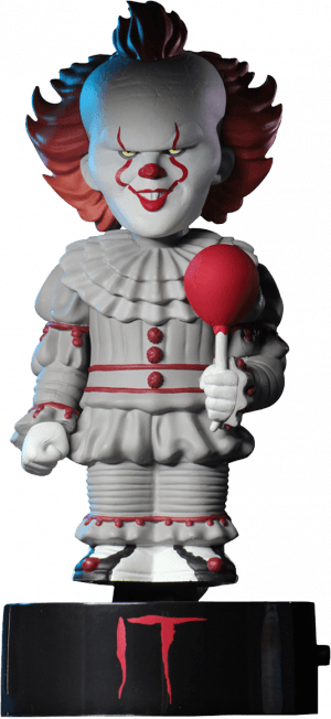 Neca solar powered bobble head PENNYWISE