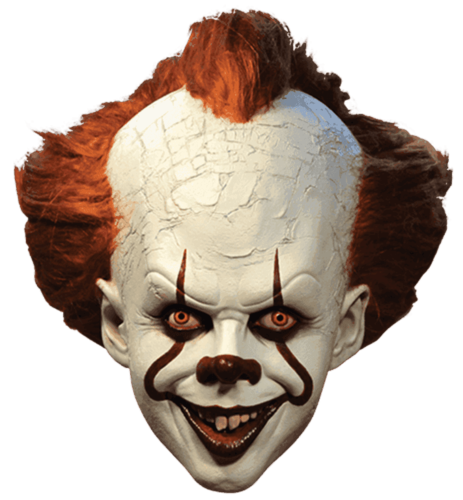 Pennywise le clown - masque d'horreur - 'IT' PENNYWISE