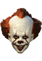 Gesamten Beitrag lesen: Pennywise the 'IT' deluxe clown mask has arrived!