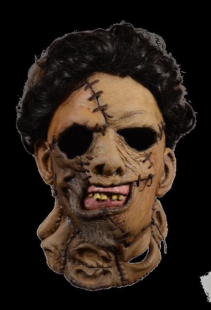 The Texas Chainsaw Massacre Leatherface Maschera in lattice deluxe