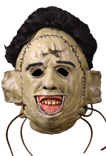 Texas Chainsaw Massacre Leatherface mask - Killing mask
