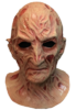 Freddy Krueger Mask Deluxe - Nightmare on Elm Street 4