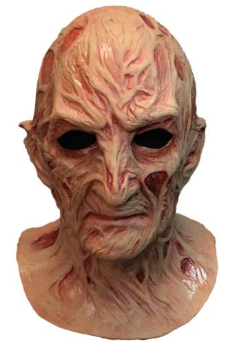 Masque de luxe Freddy Nightmare on Elm Street 4