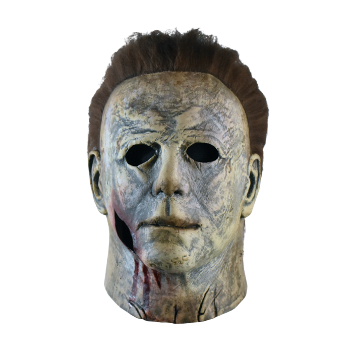 Halloween 2018 Michael Myers Mask Bloody Edition