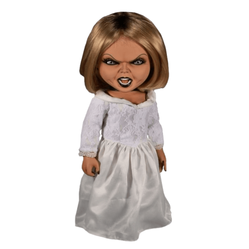 Tiffany (38 cm) Chucky Puppe mit Ton - Actionfigur Puppe