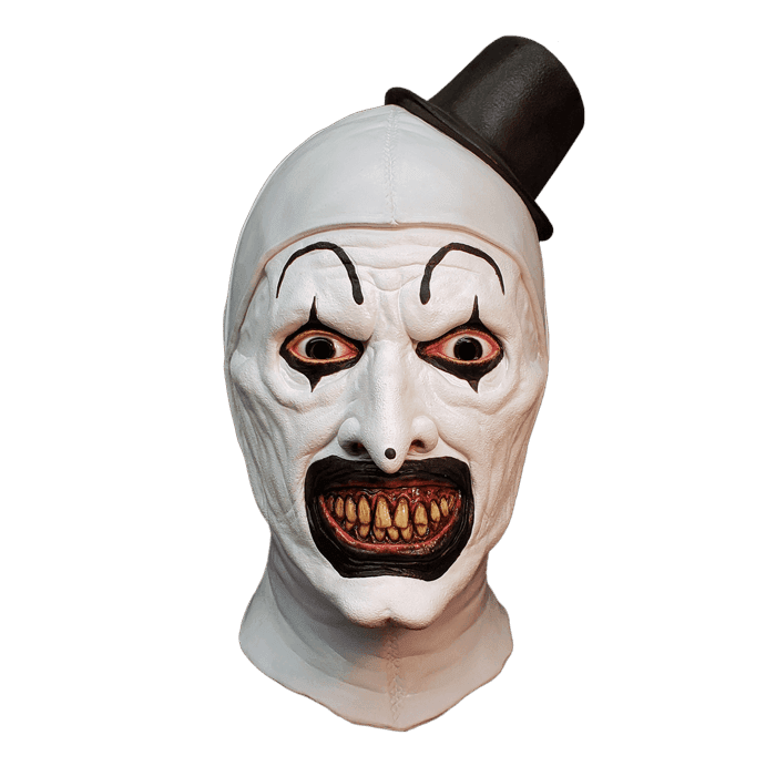Masque Art The Clown - Masque Terrifier masque de film
