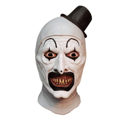 Masque Art The Clown - Masque Terrifier masque de film d'horreur